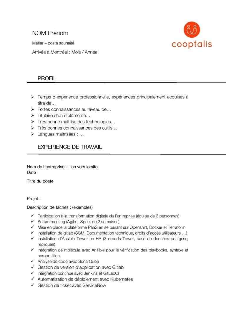 CV-canada-exemple